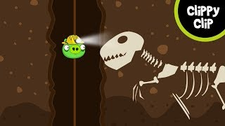 Download Custom Angry Birds and Bad Piggies Animation: The Underground Video