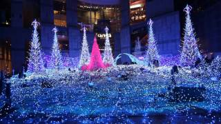Download Caretta汐留聖誕點燈-Tokyo Winter Illuminations 2015 Video