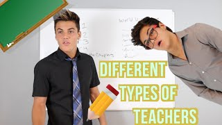 Download Different Types of Teachers Video