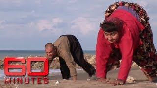 Download Remote village where people walk on all fours | 60 Minutes Australia Video