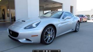 Download 2010 Ferrari California Start Up, Exhaust, and In Depth Tour Video