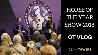 Download HORSE OF THE YEAR SHOW 2018 | OT Vlog Video