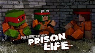 Download Minecraft Prison Life - WE START A GANG FIGHT IN PRISON!? #2 Video