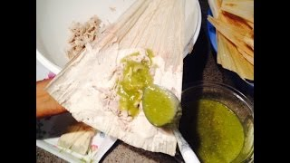 Download Tamales de Chile Verde (How To) ( Mom) Video