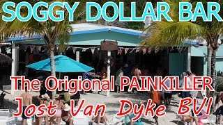 Download World Famous Soggy Dollar Bar on Jost Van Dyke! Meet the owners! Video