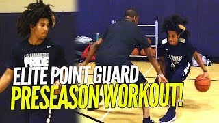 Download Tyger Campbell Point Guard Skills Workout!! Video