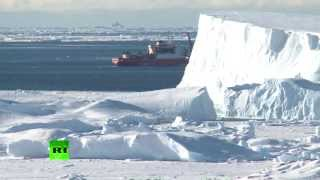 Download Antarctica: Ready for winter. Antarctic winter is coming: research crews prepare Russia's stations Video
