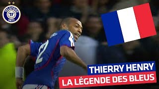 Download Thierry Henry, la légende Video