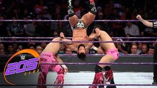 Download The Bollywood Boyz vs. Tony Nese & Drew Gulak: WWE 205 Live, Nov. 29, 2016 Video