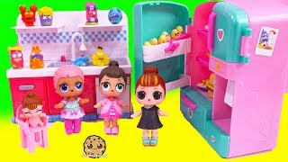 Download LOL Surprise Baby Dolls Find Grossery Gang Blind Bag Toys - Video Video