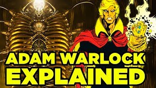Download Who is ADAM WARLOCK? (Can He Beat Thanos?) - Avengers 4 and Guardians of the Galaxy 3 PREDICTIONS Video