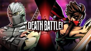 Download Ryu Hayabusa VS Strider Hiryu | DEATH BATTLE! Video