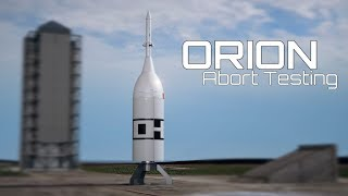 Download NASA's Ascent Abort-2 Test of Orion Video