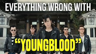 Download Everything Wrong With 5 Seconds of Summer - ″Youngblood″ Video