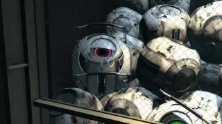 Download The ending of portal 2 (extra space core!) 1080p HD Video