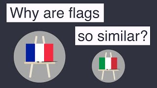 Download Why are flags so similar? Video