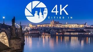 Download Prague in 4K Video
