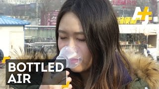 Download Bottled Air A Hit In Smog-Filled China Video