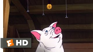 Download Charlotte's Web (1973) - Charlotte's Daughters Scene (10/10) | Movieclips Video