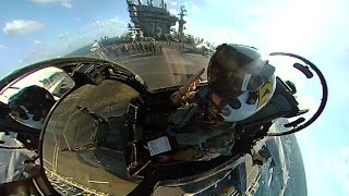 Download 360fly: F/A-18 Super Hornet launch from the USS Harry S. Truman Video