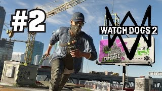 Download HACK KEHIDUPAN!!! - Watch Dogs 2 [Indonesia] PS4 - LIVE #2 Video