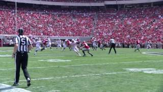 Download Nicholls Football @ #9 Georgia: September 10th, 2016 Video