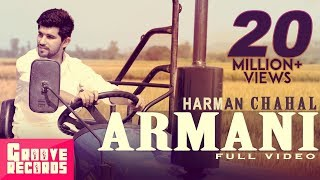 Download Armani | Harman Chahal | Mr VGrooves | Full Video | New Punjabi Song Video