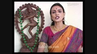 Download Bharatanatyam Abhinaya - The beauty & breadth Demonstration & Recital DVD twin pack Video