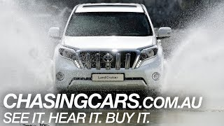Download 2014 Toyota Land Cruiser Prado SUV Review - ChasingCars.au Video