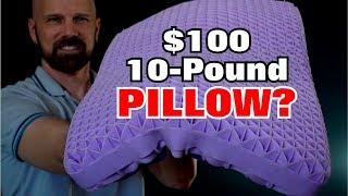 Download Purple Pillow Review: A 10-Pound $100 Pillow? Video
