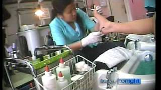 Download Today Tonight - Nail Salon Investigation - 1 July 2010 Video
