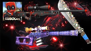 Download KUBOOM - MY FULL ARSENAL AND New Skins for the GUNs (Android Games Top) Video