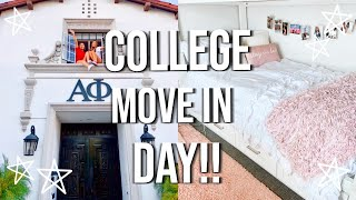 Download COLLEGE MOVE IN DAY!! // SORORITY HOUSE AT THE UNIVERSITY OF ARIZONA!! Video