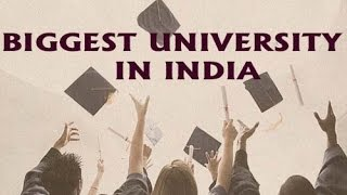 Download Top10 India's Biggest Universities by Campus Size 2016-17 Video