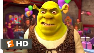 Download Shrek Forever After (2010) - Do the Roar Scene (3/10) | Movieclips Video