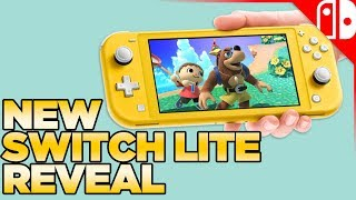 Download Nintendo Switch Lite Specs, Pricing, Screen Size, Release Date, and More! Video
