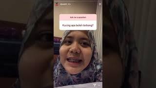 Download Saya pelampung awak😂 . Najwa Latiff ask me questions part 2 😂 Video