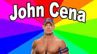 Download What is unexpected John Cena? A Look at the origin of the memes of John Cena Video