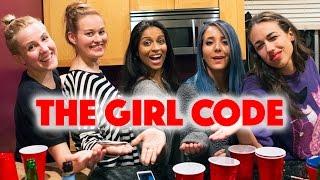 Download The Girl Code (ft. Grace Helbig, Harto, Jenna Marbles, Mamrie Hart, Miranda Sings) Video