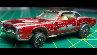 Download Hot Wheels Redline Restoration How-To : 68 Custom Eldorado Video