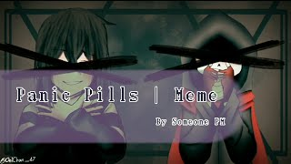 Download Panic Pills | meme [Undertale AU] (Collab with Kitty AU CH) Video