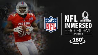 Download VR180º Experience the Pro Bowl from the Sidelines | Mike Daniels & LeSean McCoy Ep. 3 | NFL Immersed Video
