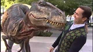Download Walking With Dinosaurs visits Urban Rush Video