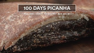 Download 100 Days DRY-AGED PICANHA Experiment! Video