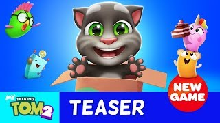 Download We're Ready for My Talking Tom 2! Are You? (Pre-register NOW to Get it First!) Video