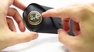 Download Unboxing Ray-Ban Erika RB 4171F Havana 865/13 54mm Sunglasses Video