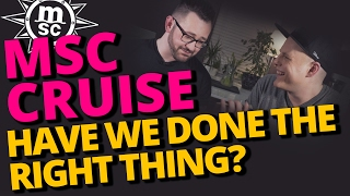 Download MSC Cruise, a MISTAKE? Video