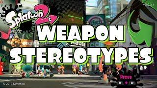 Download Splatoon 2 Weapon Stereotypes Video