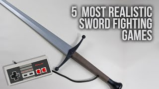 Download 5 Most Realistic Sword Fighting Games - HEMA Video