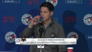 Download Atkins: Bautista's desire to be here abundantly clear Video
